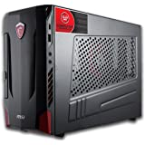 CUK MSI Nightblade MI2 VR Ready Gaming Desktop (Intel i7-6700K Quad Core, 32GB RAM, 500GB SSD + 4TB SSHD, GTX 1060 3GB, Windows 10) High End Powerful Gamer Desktop Computer Best Small Mini Tower