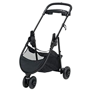 Graco SnugRider 3 Elite Car Seat Carrier | Lightweight Frame Stroller | Travel Stroller Accepts Any Graco Infant Car Seat