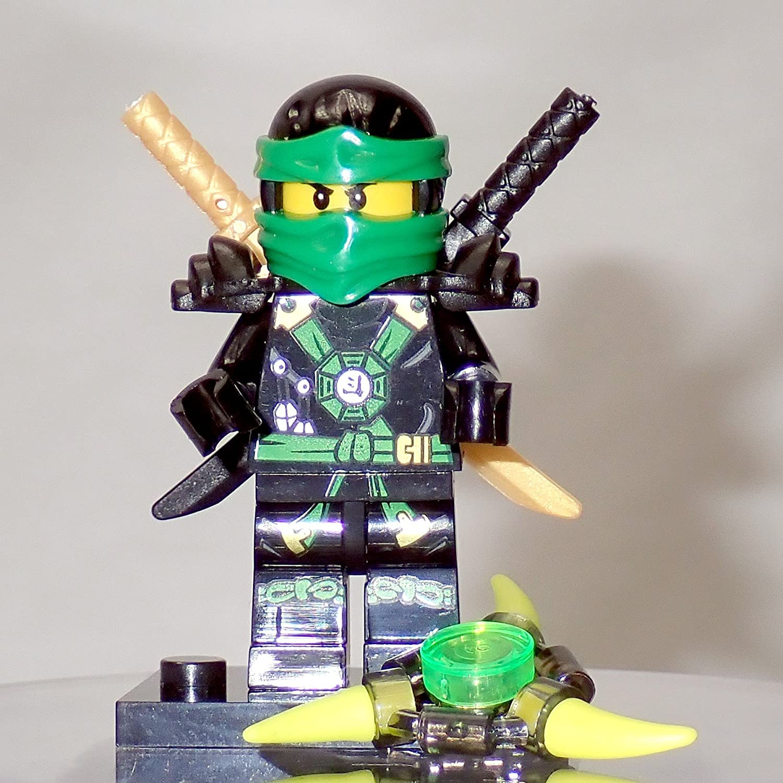 Amazon.com: MyBlockStars Green Ninja - 3rd Edition: Toys & Games