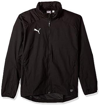 60fd6aeffdd2 PUMA Men s Liga Training Rain Jacket at Amazon Men s Clothing store