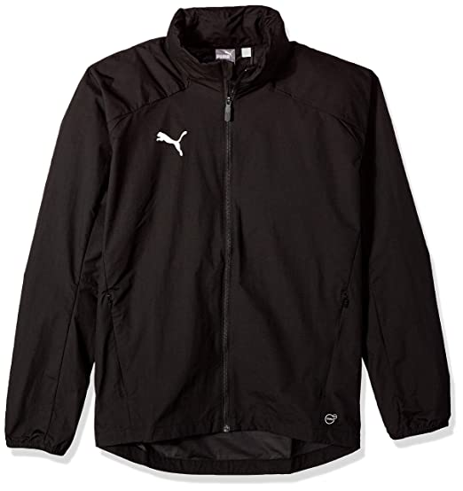 Puma Men's Liga Training Rain Jacket by Puma
