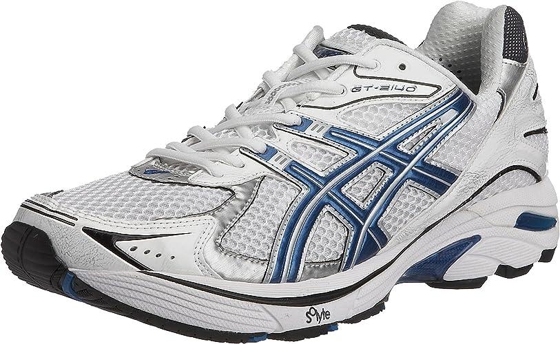 Asics Men's GT 2140 Running Shoe White