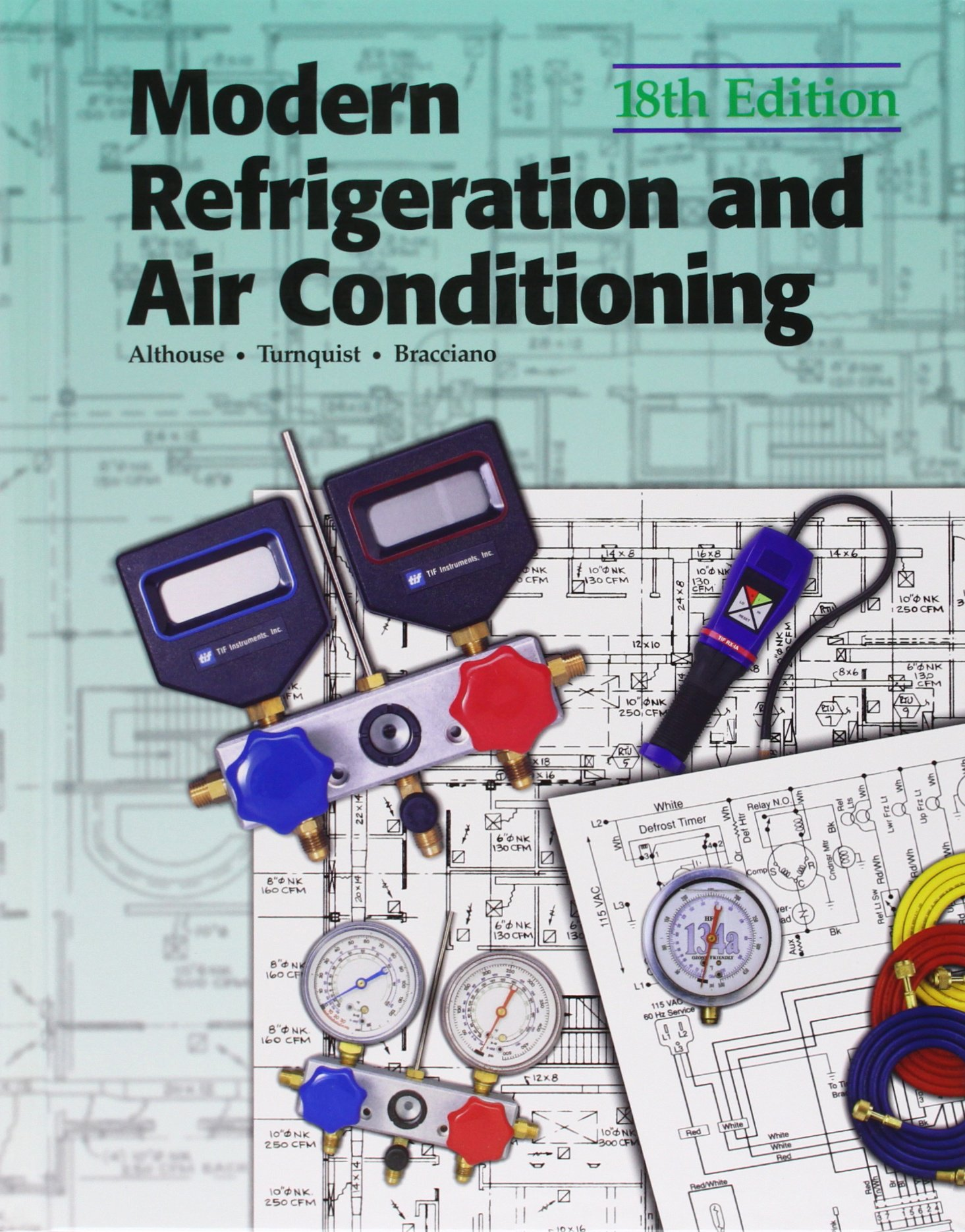 Modern refrigeration and air conditioning andrew d althouse modern refrigeration and air conditioning andrew d althouse 9781590702802 books amazon fandeluxe Images