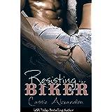 Resisting the Biker (Biker Club Romance) Book One: (The Biker Series)