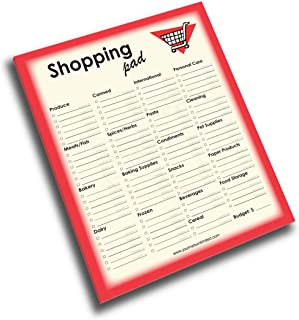 product image for Journals Unlimited NP-425 Shopping Note Pad