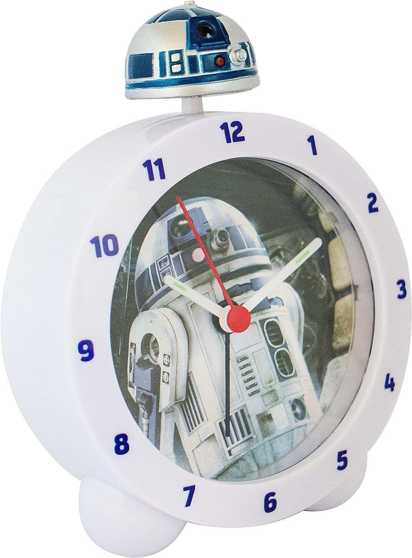 Zeon Star Wars R2-d2 Desk Topper Desk Alarm