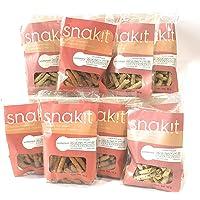 Churritos de Amaranto Snak!t horneados sin grasa con chipotle, linaza y chia, 500g (10 bolsas)