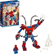 LEGO Marvel Spider-Man: Spider-Man Mech 76146 Kids' Superhero Building Toy, Playset with Mech and Minifigure, New 2020 (152