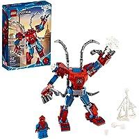 LEGO Marvel Spider-Man 76146 Armadura Robótica de Spider-Man (152 piezas)
