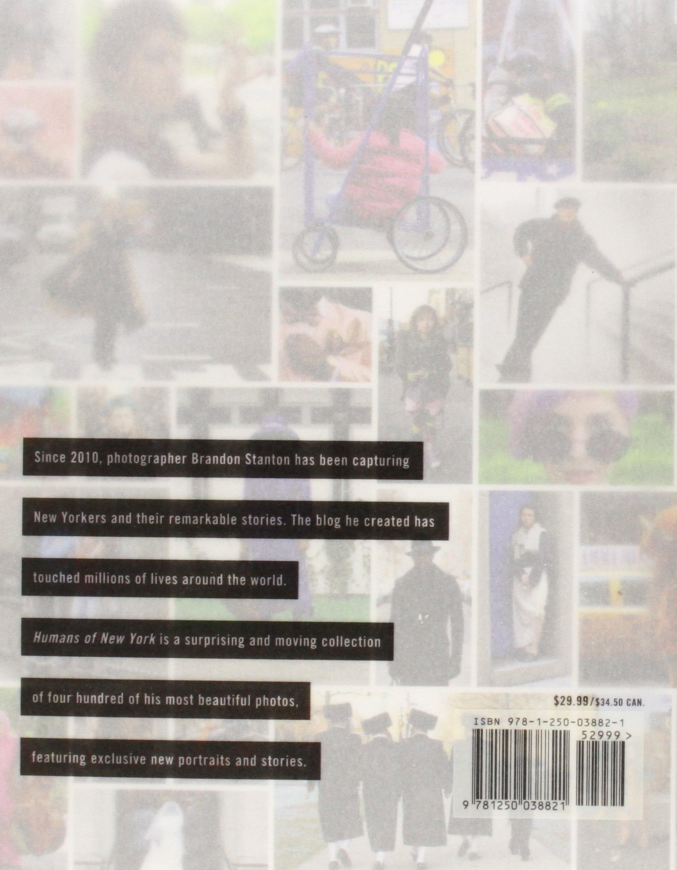 Humans of New York: Amazon.es: Brandon Stanton: Libros en idiomas ...