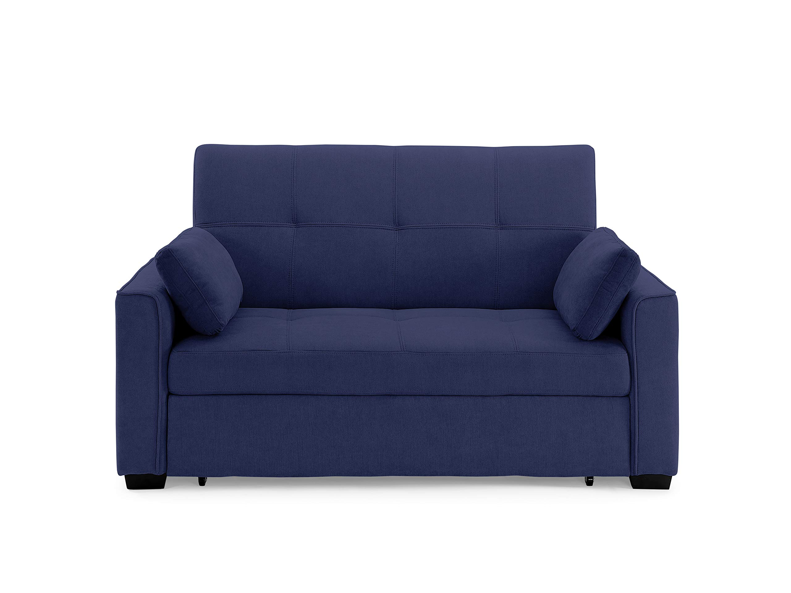 Night & Day Furniture NANTUCKET FULL NAVY Sofabed, Blue by Night & Day Furniture