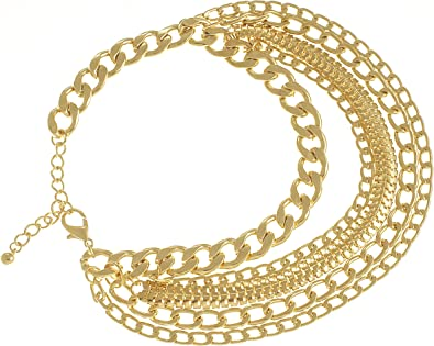 Gold Link Shoe chain