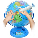 Little Experimenter Talking Globe - Interactive Globe for Kids Learning with Smart Pen - Educational World Globe for…