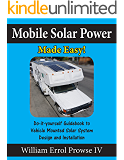 Amazon the complete vintage travel trailer restoration manual mobile solar power made easy mobile 12 volt off grid solar system design and fandeluxe Gallery