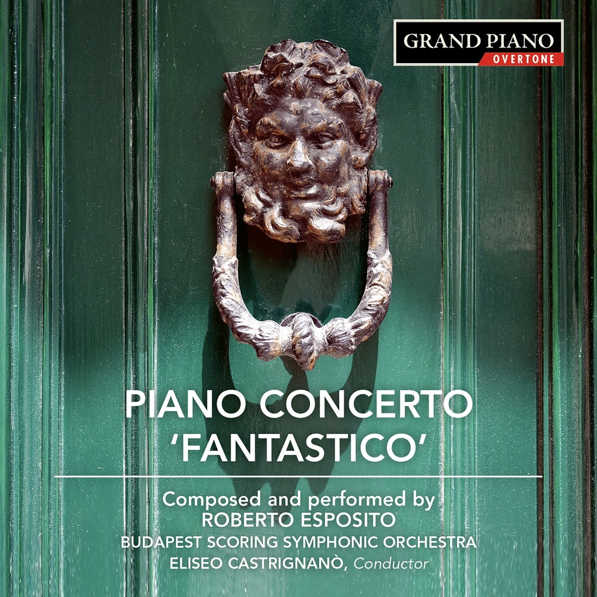 CD : Roberto Esposito - Piano Concerto Fantastico 1 (CD)