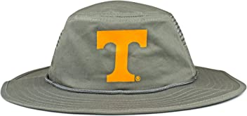 online store 789f4 05839 Cowbucker NCAA Tennessee Volunteers Unisex boon001NCAA Mesh Boonie Hat  W Adjustable Chinstrap   Officially Licensed