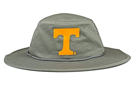 c79c4b2a61567 Image Unavailable. Image not available for. Color  Cowbucker NCAA Tennessee  Volunteers Unisex boon001NCAA Mesh Boonie Hat ...