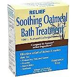 Soothing Oatmeal Bath Treatment
