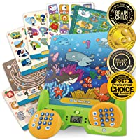 BEST LEARNING Connectrix Junior - Memory Matching Game for Kids - Original Interactive Educational Match Cards Toddler…