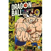 La saga dei Saiyan. Dragon Ball full color: 3