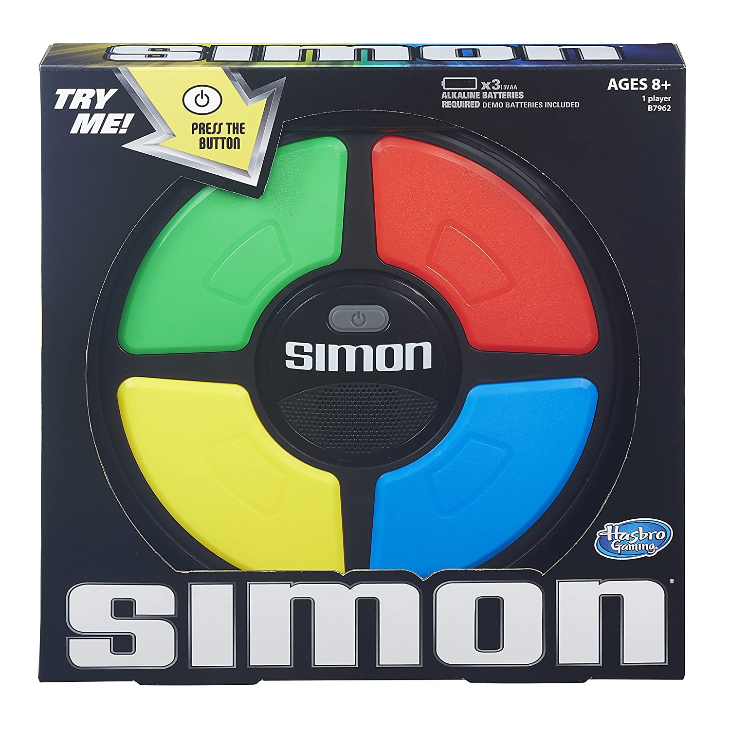 f0c6b451b39 Amazon.com  Simon Game  Toys   Games