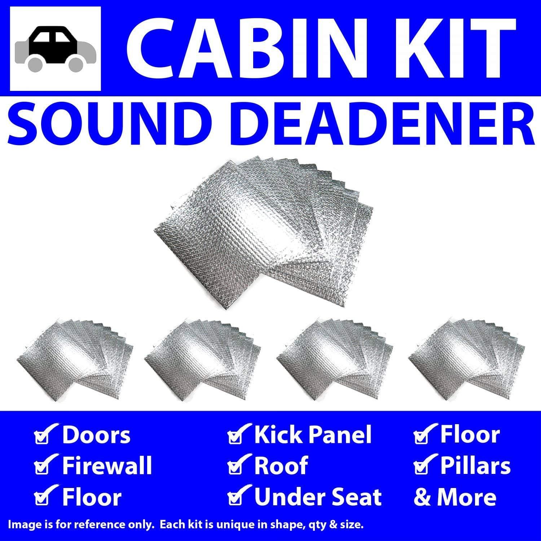 for 71-77 Vega ~ in Cabin Kit Zirgo 314790 Heat and Sound Deadener