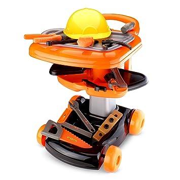 Juguete Toys Banco Herramientas Casco Incluye Kstarz De hQrCxtsdBo