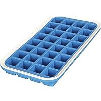 Levivo-Hogar Lavario 331800000027 - Cubitera de Silicona para Cubitos de Hielo con Forma de Cubo de 32