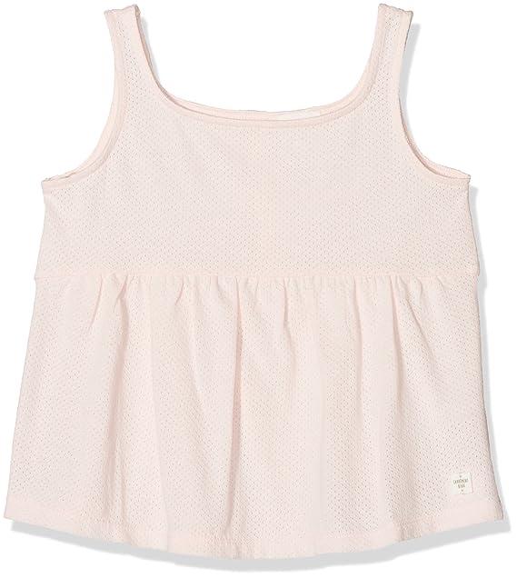 d87c20442 Carrément Beau Y15211, Camiseta sin Mangas para Niñas, Rosa (ROSEE ...
