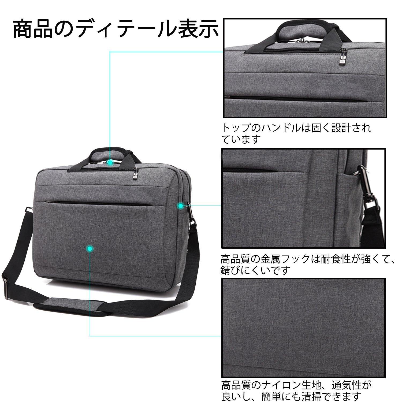 FANDARE Fashion 3 in 1 Zaino Uomo//Donna Business Laptop Borsa a Tracolla Outdoor Viaggio Multifunzione Borsetta Impermeabile Poliestere Blu