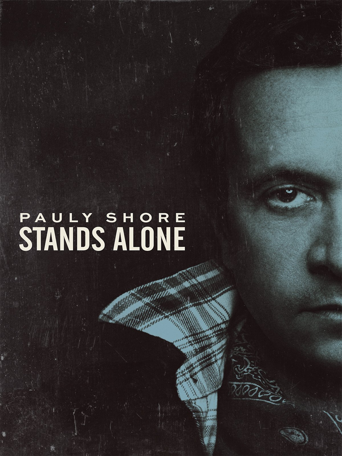 Pauly Shore Stands Alone on Amazon Prime Video UK