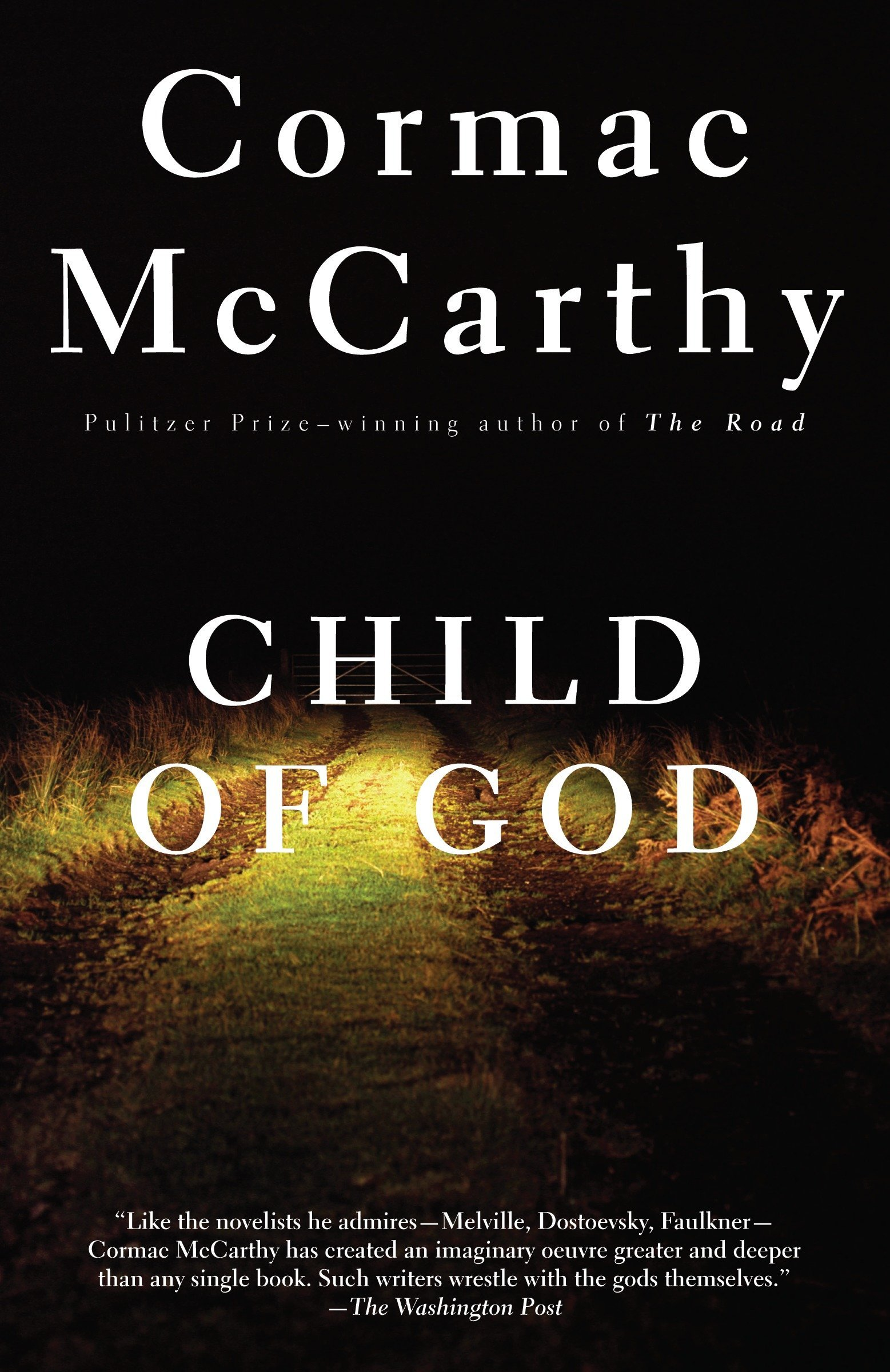 Child of God: Cormac McCarthy: 9780679728740: Amazon.com: Books