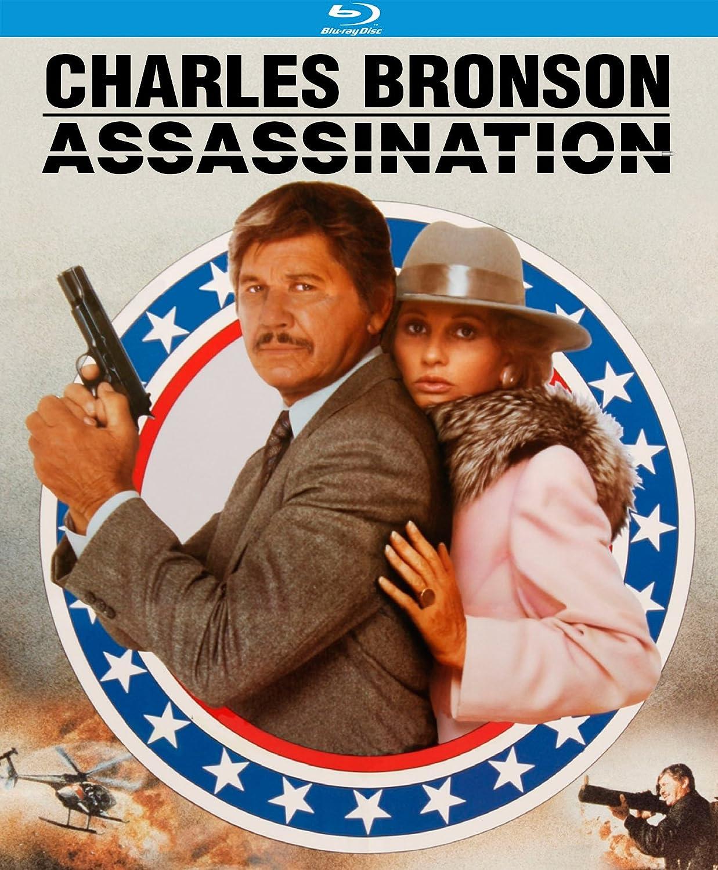 Amazon.com: Assassination (1987) [Blu-ray]: Charles Bronson, Jill ...
