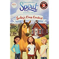 Spirit Riding Free: Lucky's Class Contest (Passport to Reading Level 2)
