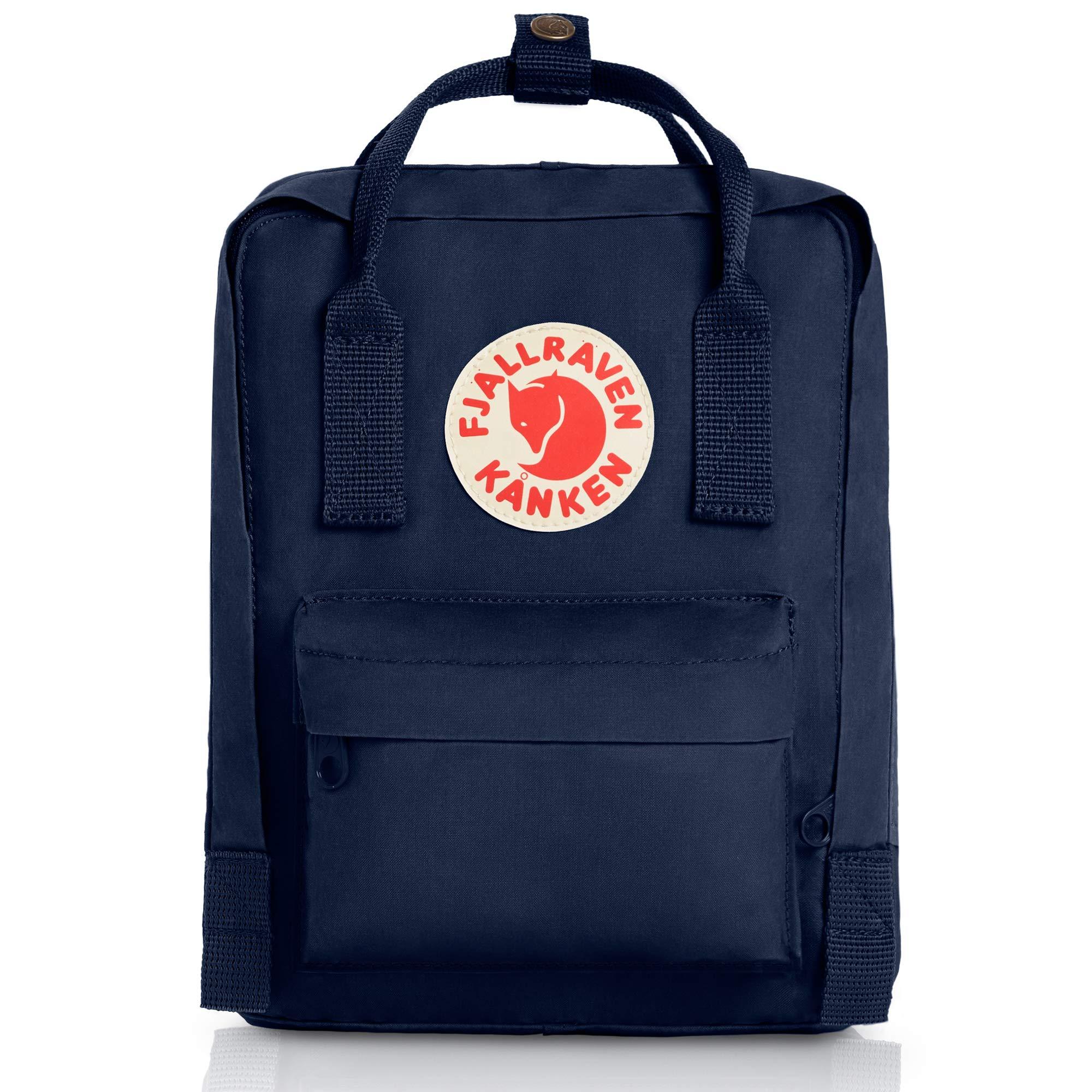 Fjallraven - Kanken Mini Classic Backpack for Everyday, Royal blue by Fjallraven