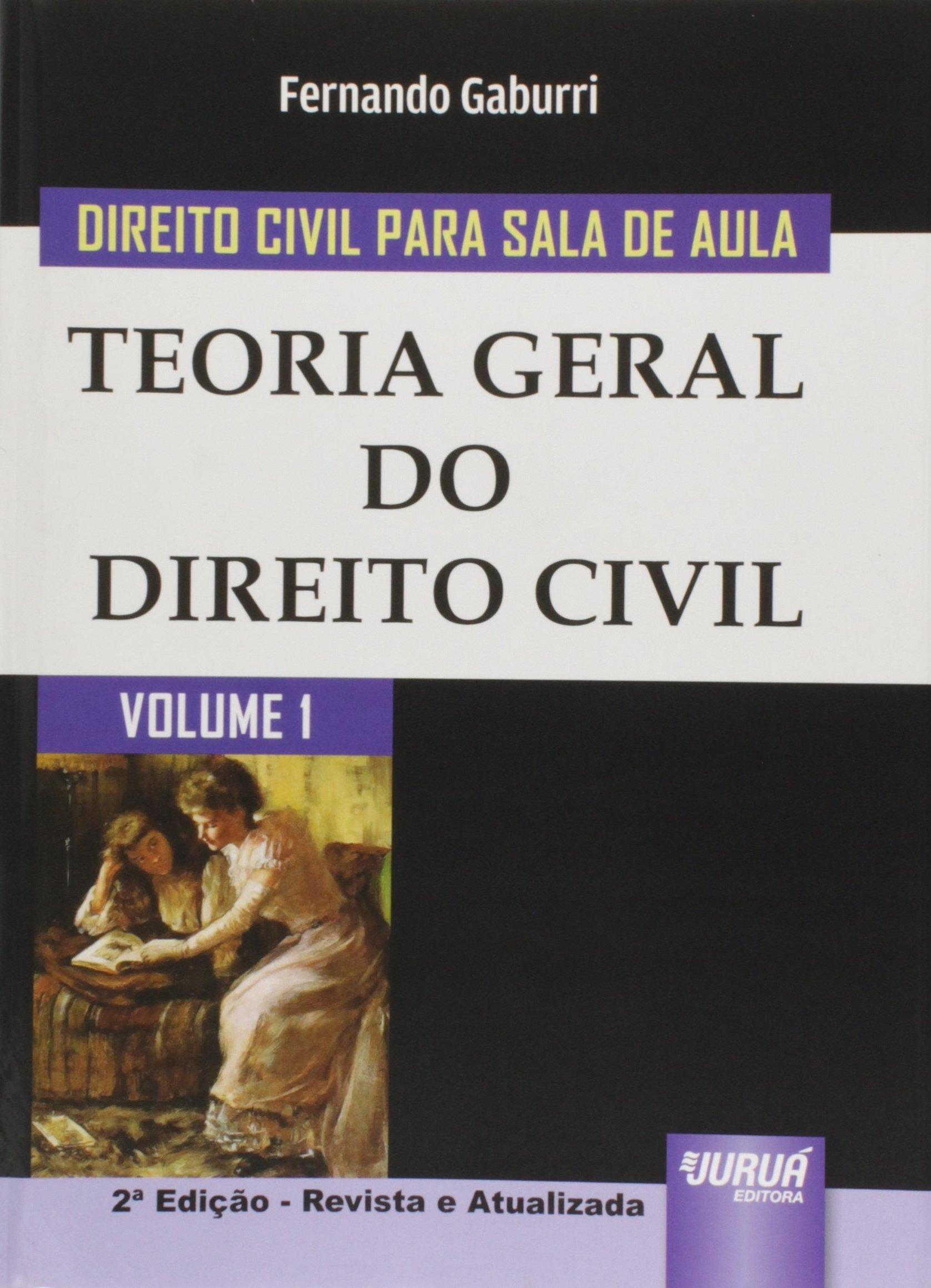 Download Direito Civil Para Sala de Aula: Teoria Geral do Direito Civil - Vol.1 ebook