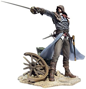 figurine d'assassin's creed