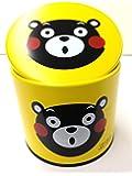 【NEW!】深むしティーパック(3g×12p)缶【くまモンの黄色缶】/堀野園のくまモングッズ