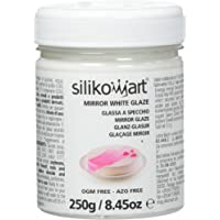 Silikomart Wonder Glaze Glaseado para Decorar White