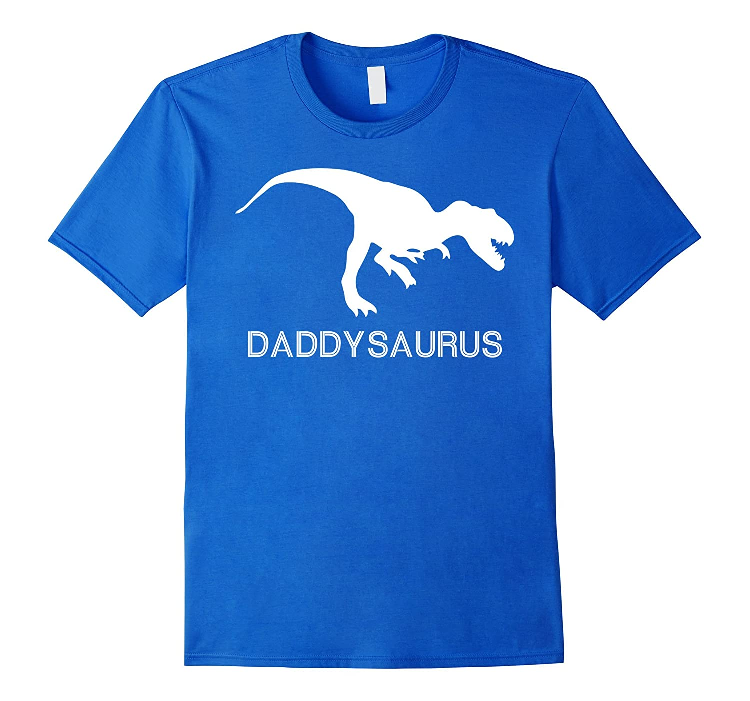 Daddysaurus T Shirt New Dad Birthday Present Father Day Gift RT