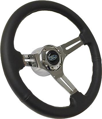 1966 Mustang Steering Wheel KIT NEW 1965