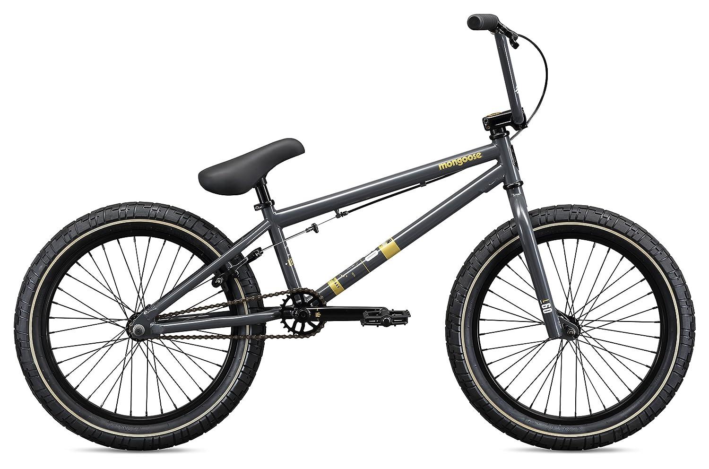 Amazon.com : Mongoose Boys Legion L60 Bicycle, Black, One Size/20 : Sports  & Outdoors