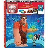 Ralph Breaks the Internet (Limited Edition Filmmaker Gallery & Storybook) [4K Ultra HD + Blu-ray + Digital HD]