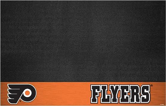 FANMATS 14245 NHL Philadelphia Flyers Grill Mat
