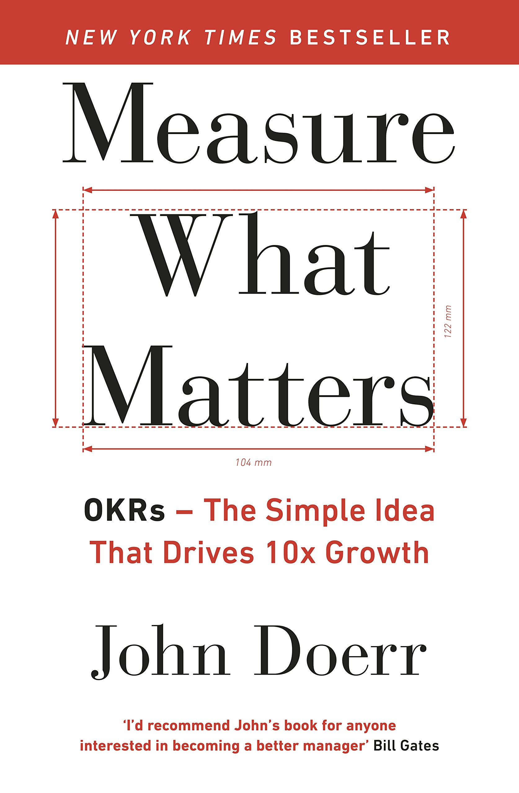 Image result for measure what matters by john doerr