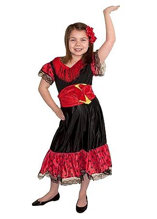 Children - Disfraz de flamenco adultos, talla L: Amazon.es ...