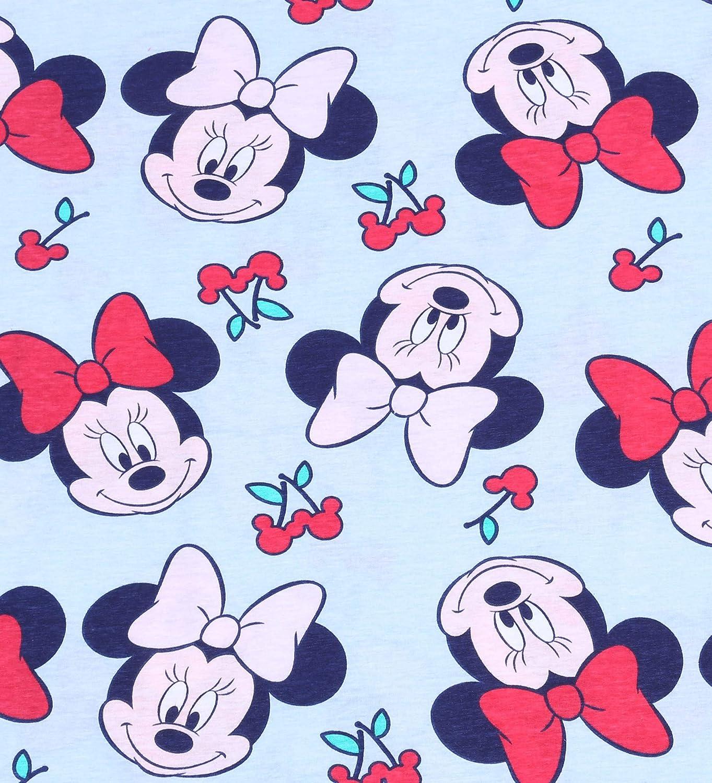 : Minnie Mouse : : Disney Camicia da Notte Blu