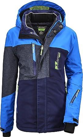 killtec Jungen Skijacke Glenshee BYS Ski JCKT D