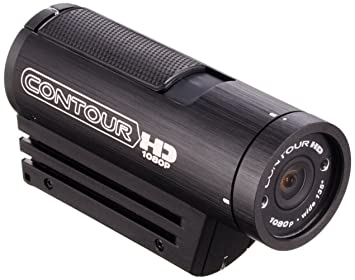 Amazon.com : ContourHD 1080p Helmet Camera : Flash Memory ...