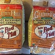 Amazon.com: Bob's Red Mill Gluten Free Organic Creamy